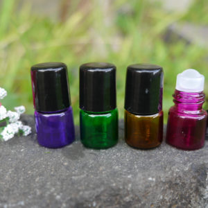 1ml Coloured Glass Vials