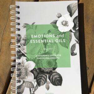Emotions and Essential Oils 7th Edition Book